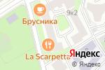 Схема проезда до компании Ешь-ка в Москве