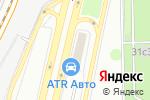 Схема проезда до компании Реваут в Москве
