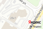Схема проезда до компании Boyser в Москве
