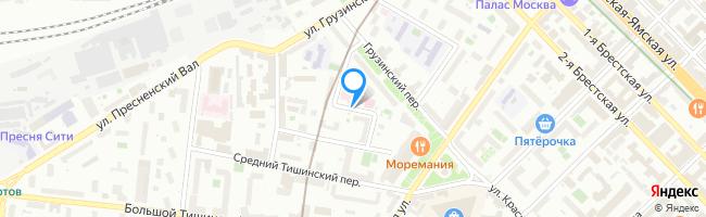 Средний Кондратьевский переулок