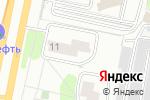 Схема проезда до компании ТрапеZа в Москве