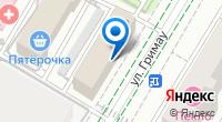 Компания Соланас на карте
