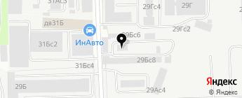 Offroad.su на карте Москвы