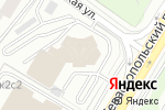 Схема проезда до компании Независимая страховая группа в Москве