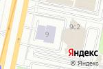 Схема проезда до компании Профинформзащита в Москве