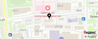 MMS на карте Москвы