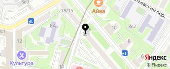 KRAFTTECH сцепления на карте Москвы