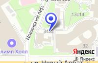 Схема проезда до компании ТФ ПАЛЛАДИУМ в Москве