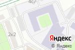 Схема проезда до компании Мосхолодпром в Москве