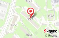 Схема проезда до компании Ателье Профессиональной Печати в Москве