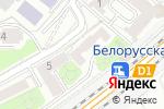 Схема проезда до компании Аша в Москве