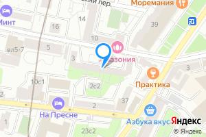 Сдается комната в Москве Средний Тишинский пер., 3