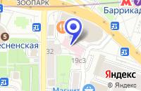 Схема проезда до компании КОМПЬЮТЕРНАЯ ФИРМА ИНТЕРВЕНЦИЯ в Москве