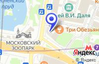 Схема проезда до компании АУКЦИОННЫЙ ДОМ ФИРМА МГК в Москве