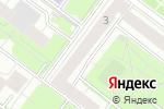 Схема проезда до компании Экстэрио в Москве