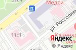 Схема проезда до компании Клеточные технологии в биологии и медицине в Москве