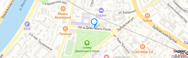 проезд Девичьего Поля