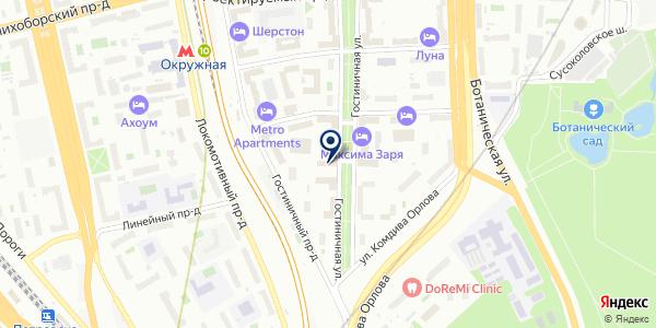 КБ АГРОПРОМКРЕДИТ на карте Москве