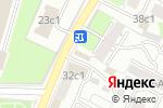 Схема проезда до компании Адвокат по уголовным делам Бутбая Г.М в Москве