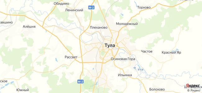 56 маршрутка в Новомосковске