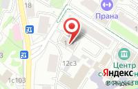 Схема проезда до компании Библиотека Кино в Москве