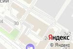 Схема проезда до компании Страховой маркет в Москве