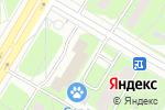 Схема проезда до компании Литех в Москве