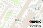 Схема проезда до компании Nk-consult в Москве
