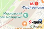 Схема проезда до компании Аекон в Москве