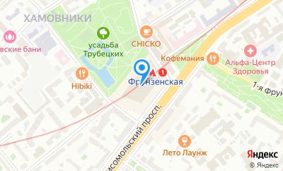 Россия, Москва, Комсомольский просп., 28