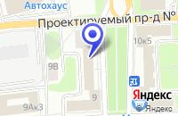 Схема проезда до компании МОСКОВСКАЯ КОНСУЛЬТАЦИОННАЯ ГРУППА в Москве