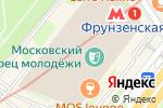 Схема проезда до компании Пилатес plus в Москве