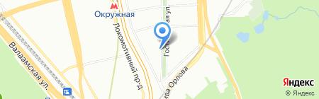 ALA Telecom на карте Москвы