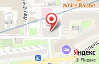 Схема проезда до компании Бонум в Москве