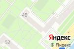 Схема проезда до компании Вичини в Москве
