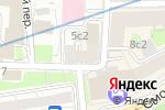 Схема проезда до компании Межрегиональная служба юридической помощи в Москве