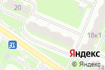 Схема проезда до компании Риал Ком в Москве