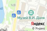 Схема проезда до компании Федеральное агентство по недропользованию в Москве