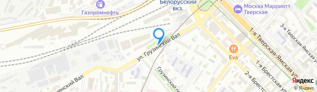 улица Грузинский Вал