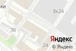 Схема проезда до компании Connectum в Москве