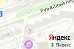 Схема проезда до компании Галерея Игоря Метелицына в Москве