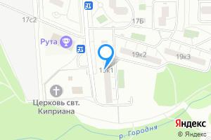 Сдается комната в четырехкомнатной квартире в Москве м. Битцевский парк, улица Красного Маяка, 19к1