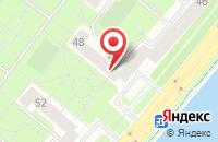 Схема проезда до компании Лакада в Москве