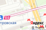 Схема проезда до компании SPORTFOOD в Москве