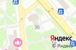 Схема проезда до компании Прогресс-3 в Москве