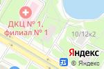 Схема проезда до компании Smeta в Москве