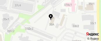 Kraker на карте Москвы