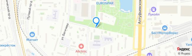 проезд Черского