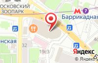 Схема проезда до компании Маск-Дизайн Плюс в Москве