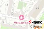 Схема проезда до компании Национальный Инвестиционный Альянс в Москве